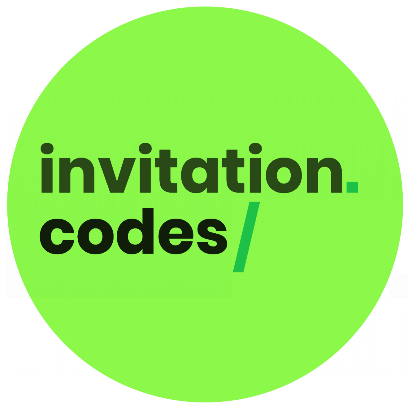Invitation Codes - Referral platform